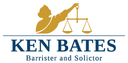 Ken Bates Legal Logo