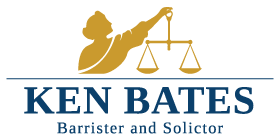 Ken Bates Legal Sticky Logo Retina